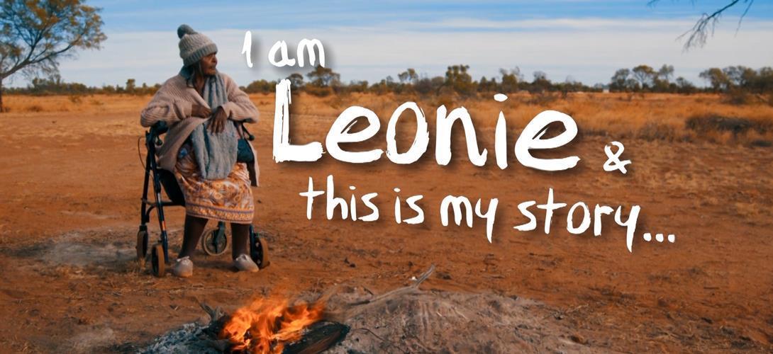 I am Australian: Leonie Palmer